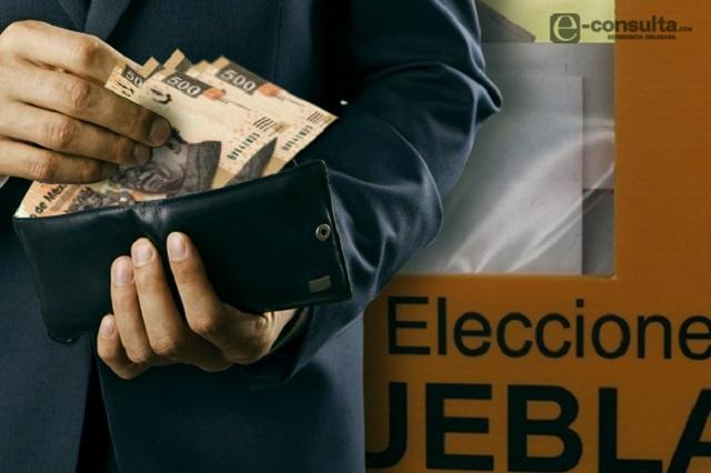 Superará los 700 mdp el costo de la elección extraordinaria en Puebla