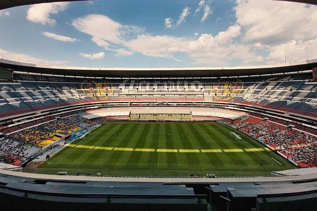 Rifa de Palco en Estadio Azteca junta 193 MDP para atletas