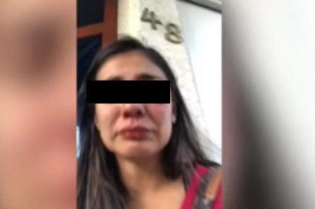 Video: Actor habría ofrecido dinero a Eileen para que no lo denunciara tras golpiza