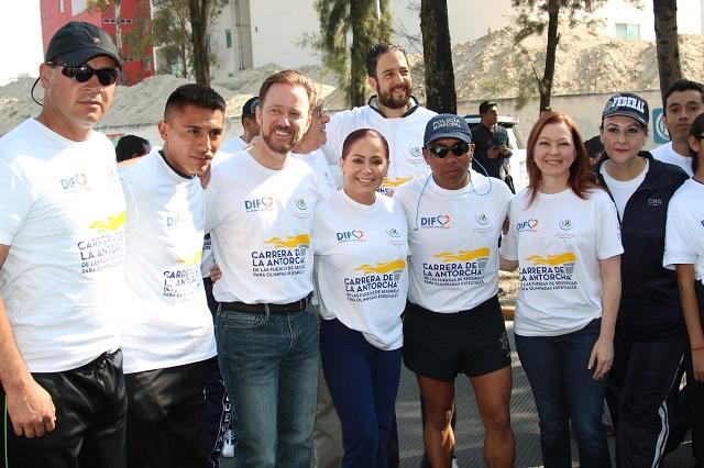 Dinorah López de Gali y Luis Banck fortalecen inclusión social