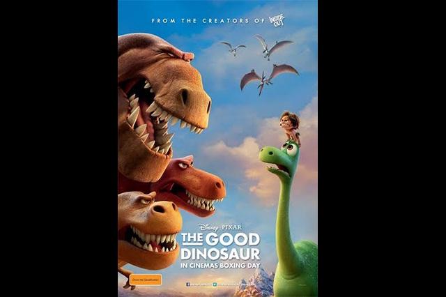 Este fin de semana llega El gran dinosaurio
