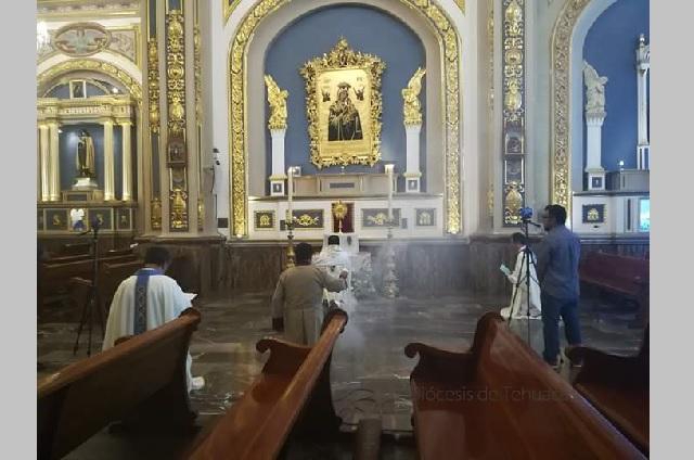 Llama diócesis de Tehuacán a no caer en estafas