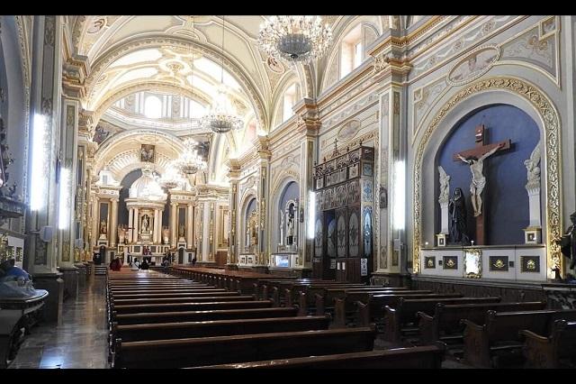 Llama diócesis de Tehuacán a vivir semana santa en casa