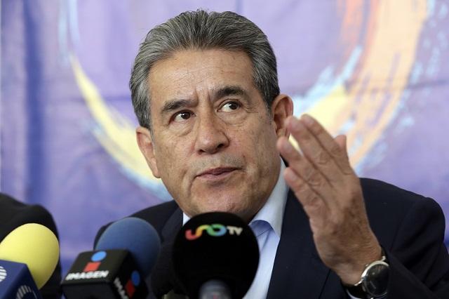 Legalizarán uso de gas pimienta, dice el secretario de Gobernación