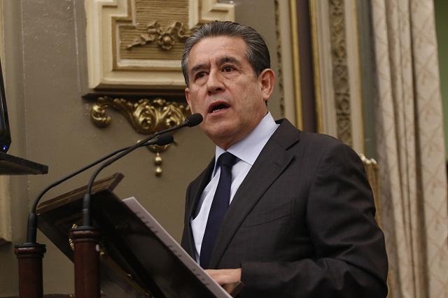 Rechaza Diódoro Carrasco que haya presos políticos en Puebla
