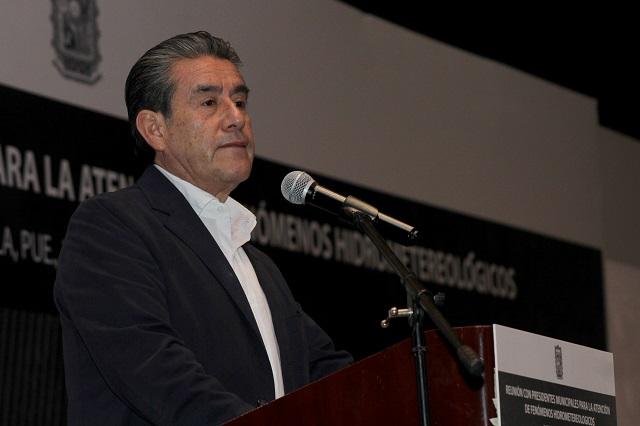Hay competencia electoral, no conflictos, dice Diódoro Carrasco