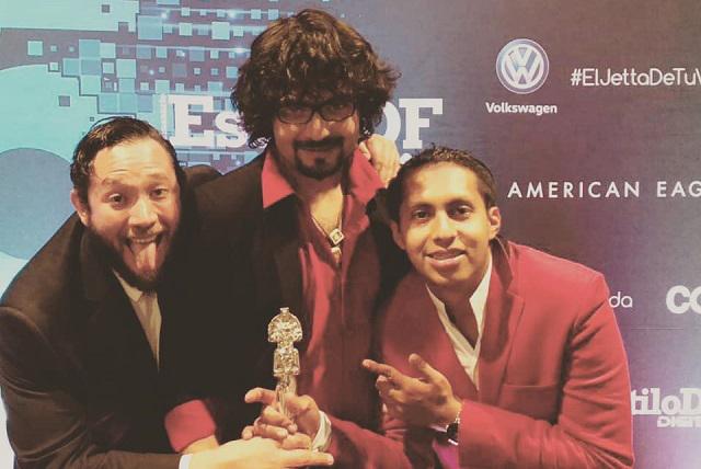 El cineasta poblano Carlos Trujano gana Diosa de Plata