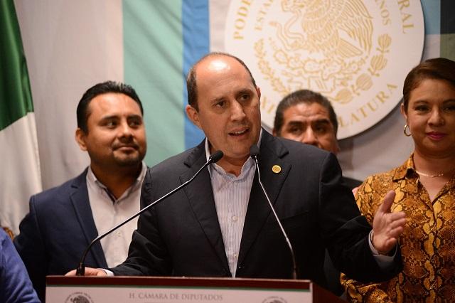 Que la Guardia Nacional comience por Puebla, pide Manzanilla a AMLO