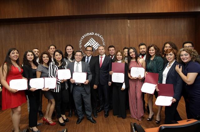 ASE y Universidad Anáhuac concluyen Diplomado en Políticas Públicas