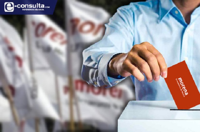 Abre Morena Puebla registro de aspirantes a diputaciones