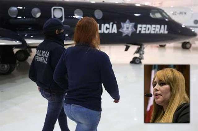 Congreso aún no notifica proceso de desafuero a diputada amiga de El Chapo