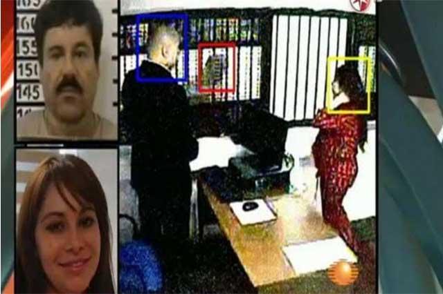 Diputada panista pasó la noche de Año Nuevo con El Chapo