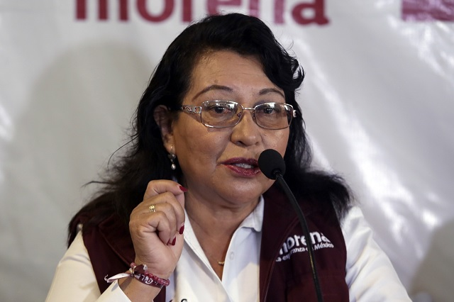 Culpan a diputada de Morena de acarreo y compra de votos