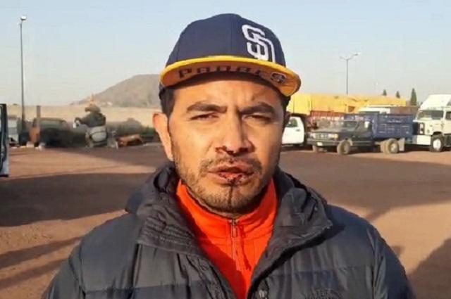 Asaltan a diputado en Puebla; golpean y encajuelan a su familia