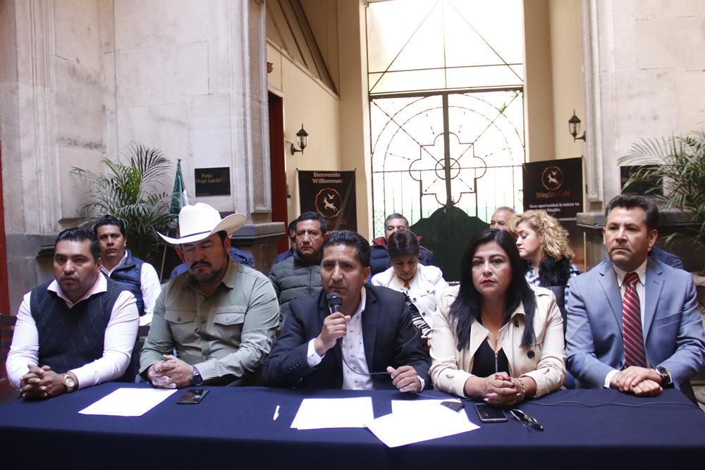 Ediles y diputados locales quieren a Armenta como candidato de Morena