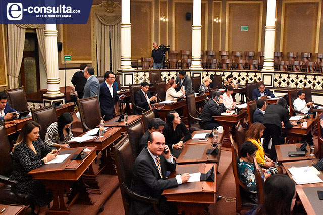 Ley no prevé comparecencia de alcaldes en el Congreso