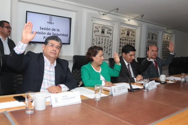 Diputados piden a municipios hacer convenios con la Guardia Nacional