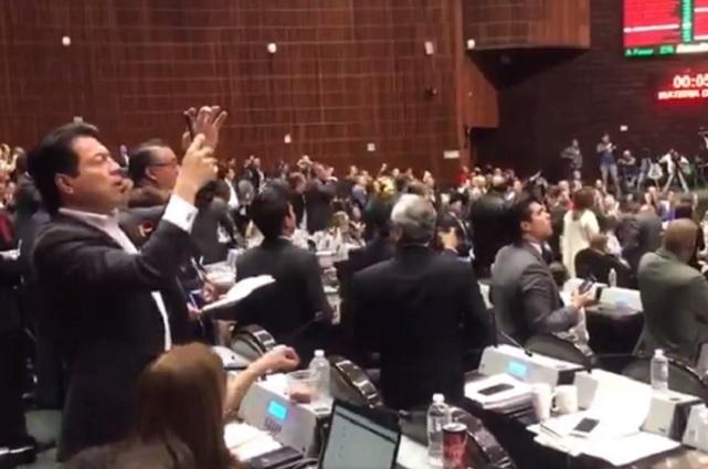 Diputados aprueban la reforma laboral y envían el dictamen al Senado