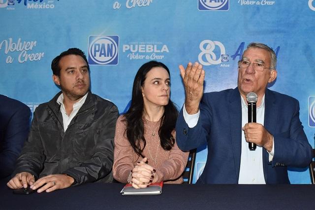 PAN impugnará elección de Romero Serrano por ilegal