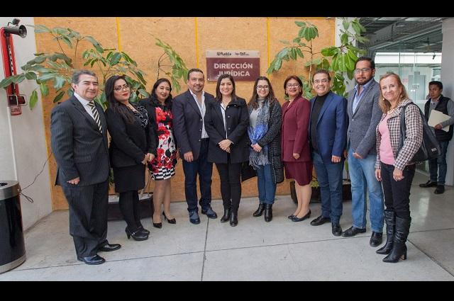Inaugura Rivera instalaciones de Dirección Jurídica en SMDIF