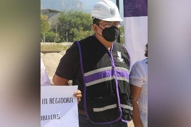 Dan de baja a director de Obras en Tehuacán acusado de acoso
