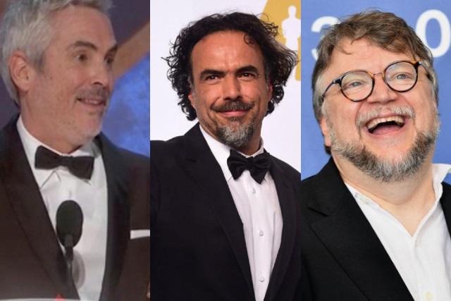 Directores mexicanos, los favoritos de los premios Oscar