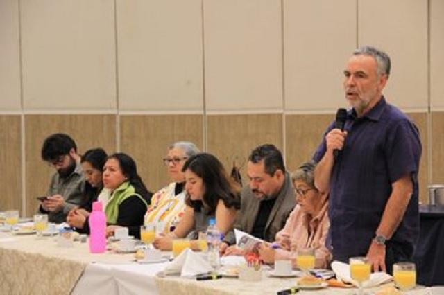Morena elegirá en julio dirigencia en Puebla, perfila encuesta