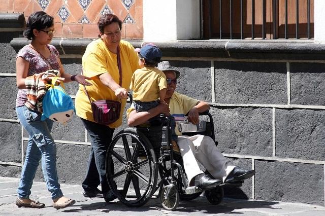 Ruta de transporte para discapacitados proponen al gobierno estatal