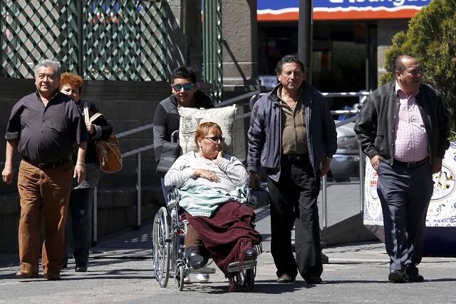 Piden a Gali mejor infraestructura y seguridad para discapacitados