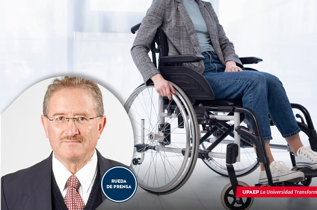 Calculan en 200 mil las personas con una discapacidad en Puebla