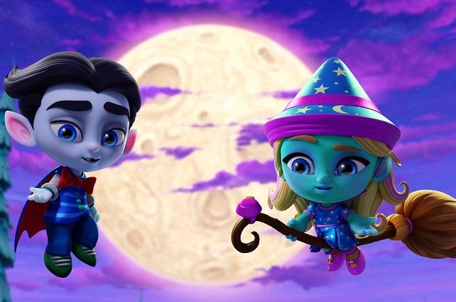 Discovery Kids se prepara para celebrar noche de brujas