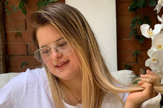 Isabella Springmühl, la diseñadora con Síndrome de Down