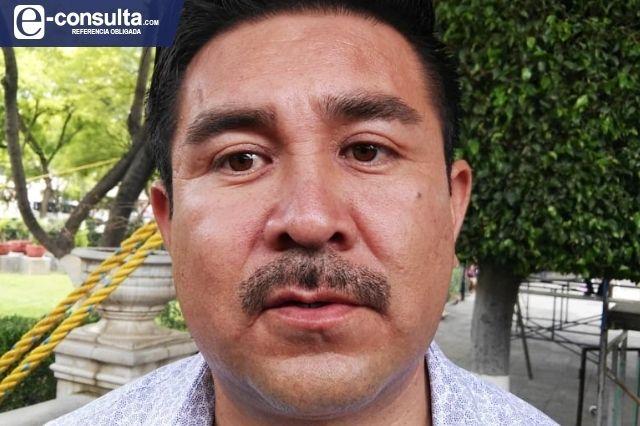 Con caravana rechazan reelección de edil de Zapotitlán Salinas