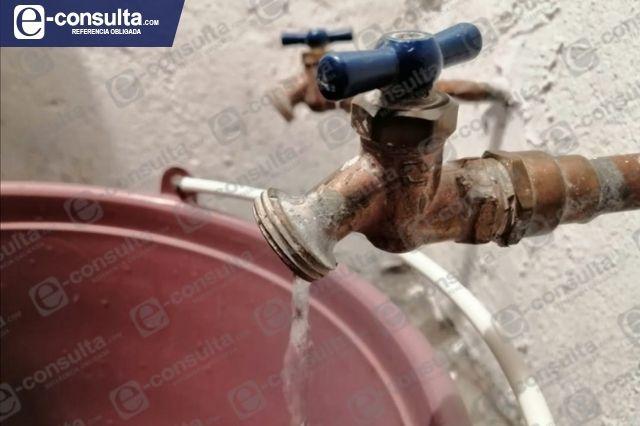 Comienza temporada de sequía en el municipio de Zacapoaxtla