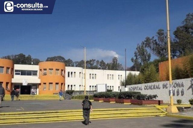 Se contagian de Covid siete administrativos en IMSS Metepec