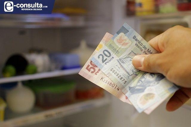 Inflación de precios afecta a Puebla durante la primera quincena de abril