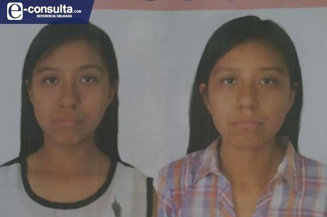En Amozoc, gemelas salieron por tortillas y ya no regresaron