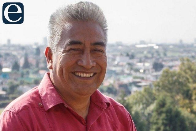 Dan a Adán Xicale candidatura del PES a la alcaldía de San Andrés
