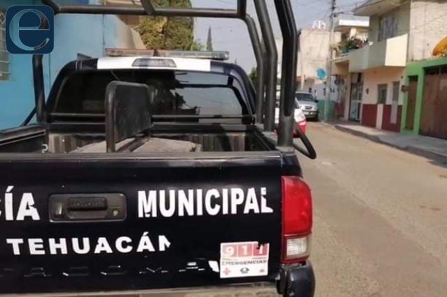 Joven de 26 años se quita la vida en Tehuacán
