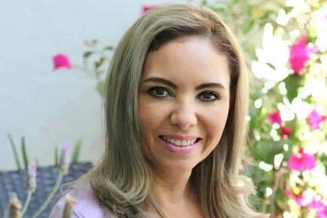 Paola Angon dice ser de Cholula, pero nació en Tecali de Herrera