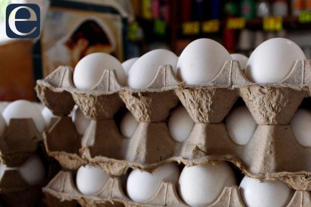 Alza en el precio del maíz repercute en el costo del huevo y el pollo