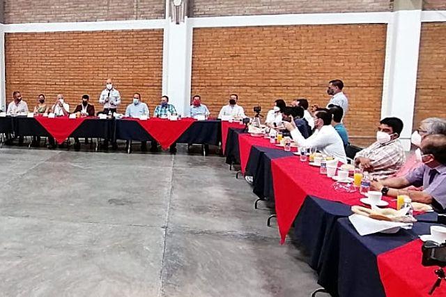 Cámaras empresariales de Tehuacán piden a ciudadanos razonar su voto