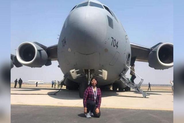 Joven de Huauchinango recauda fondos para ser parte de proyecto en la NASA