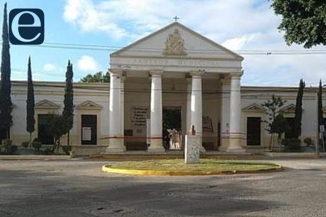 Este 10 de mayo no habrá mañanitas a mamá en panteones de Tehuacán