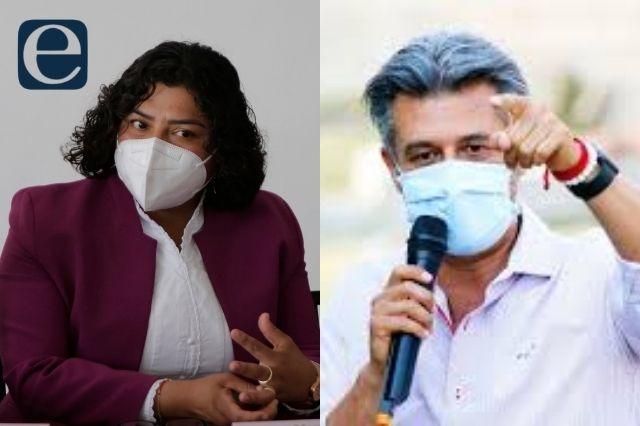 Felipe Sandoval acusa a Popoca por uso del erario para campaña