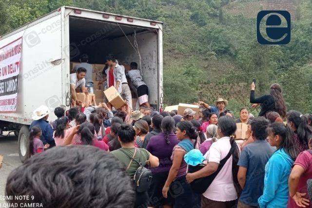 En Chiconcuautla retienen a delegado de bienestar de Huauchinango