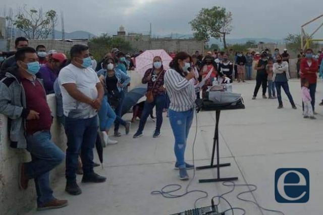 Piden transparentar recursos obtenidos del cobro de agua en Miahuatlán