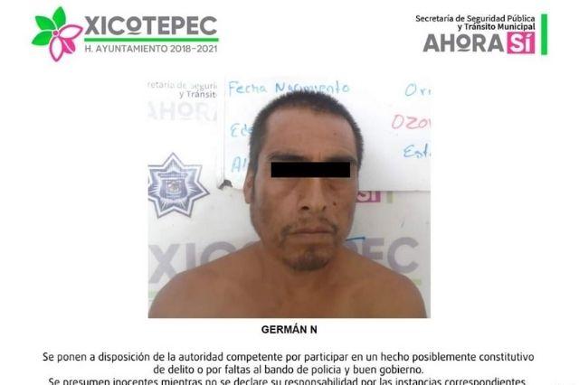 Detenido en Huauchinango no era el asesino del niño David