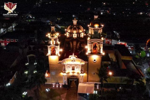 Rehabilita Lupita Daniel la Parroquia de San Juan Bautista