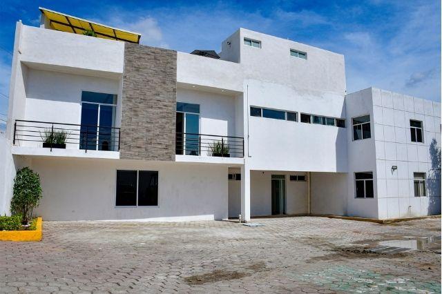 Entrega Lupita Daniel ampliación del edificio del SOSAPAC